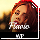 Flavio - A Personal & Responsive WordPress Theme Nulled