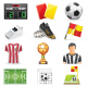 Soccer Icon Set - GraphicRiver Item for Sale