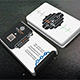 Mordan Business Card - GraphicRiver Item for Sale