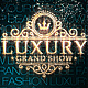 Luxury Grand Show | Glamour Golden Promo - VideoHive Item for Sale