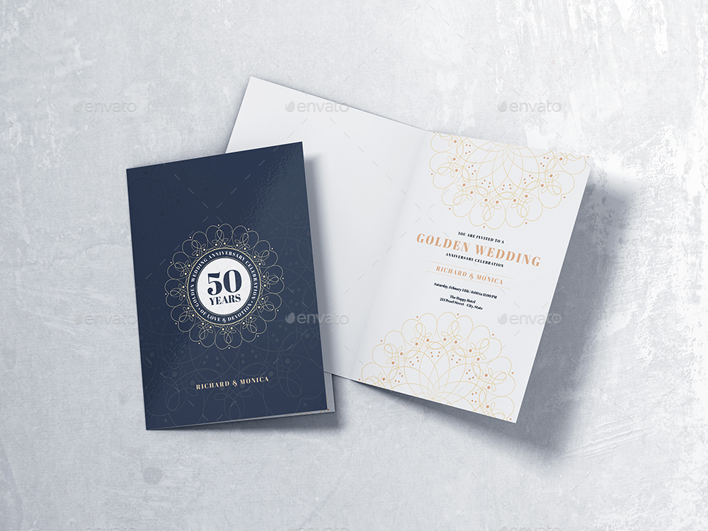 Invitation greeting card mockup vol2 by goner13 graphicriver invitation greeting card mockup vol2 5g stopboris Image collections