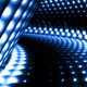 Triangle Lighting Tunnel - VideoHive Item for Sale