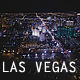 Las Vegas Night Flight  - VideoHive Item for Sale