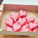 The box of heart-shaped macarons  - PhotoDune Item for Sale