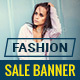 GWD | Fashion Sale Ad Banners - 7 Sizes