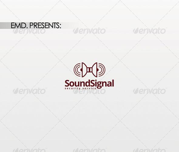 Sound Signal Logo - Symbols Logo Templates