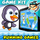 Penguin Run Platformer Game Assets 14 - GraphicRiver Item for Sale