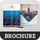 Corporate Bi fold Brochure Template - GraphicRiver Item for Sale