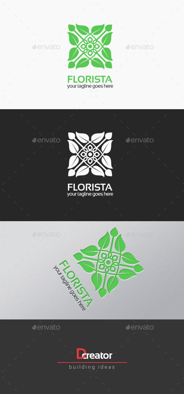 Florist Logo - Nature Logo Templates