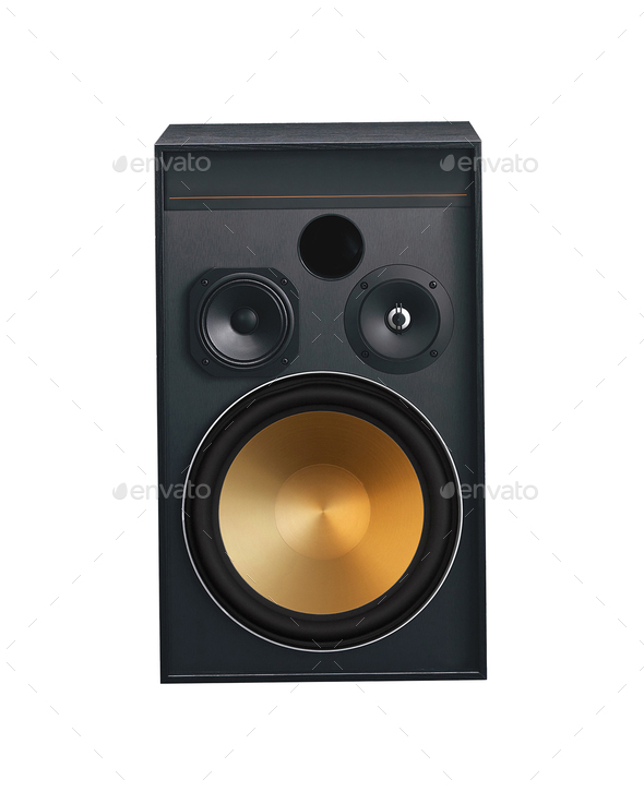 Music Column - Stock Photo - Images