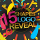 Shapes Logo Reveal Pack - VideoHive Item for Sale