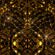 Golden Kaleidoscope Ver 5 - VideoHive Item for Sale