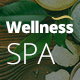 Wellness SPA - Resort, SPA & Beauty Salon WordPress Theme Nulled