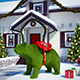Topiary bear 3d model and scene - 3DOcean Item for Sale