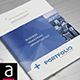 A4 / Letter Corporate Brochure - GraphicRiver Item for Sale