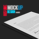 Resume A4 Mockup - GraphicRiver Item for Sale