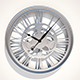 Wall Clock Gear Kare Design - 3DOcean Item for Sale