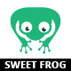 Sweet Frog Logo - GraphicRiver Item for Sale