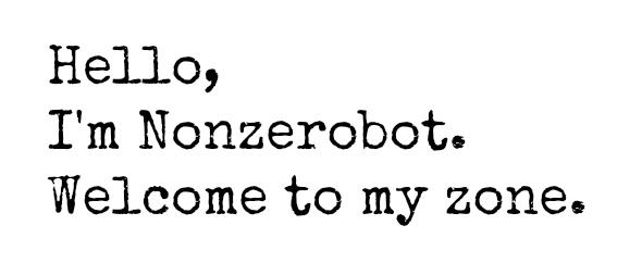 Banner nonzerobot zone