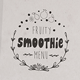 Smoothie Menu II - GraphicRiver Item for Sale