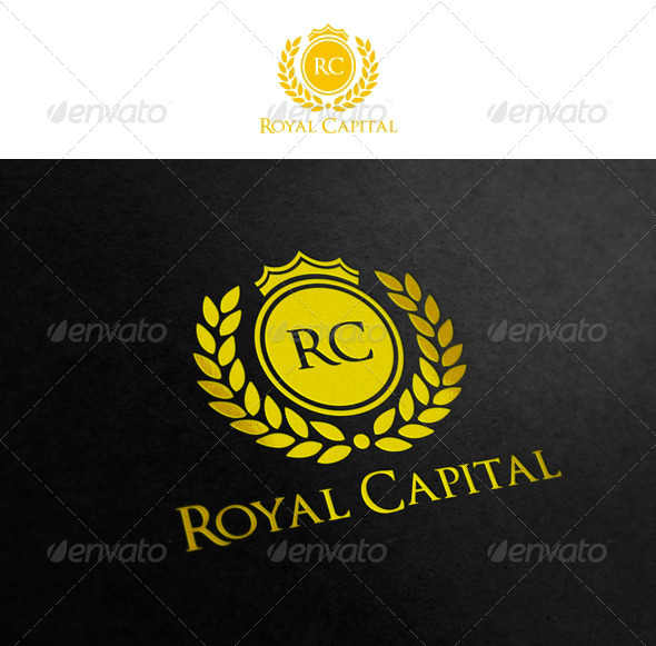 Royal Capital - Crests Logo Templates