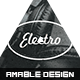 Vintage Electro Party Flyer - GraphicRiver Item for Sale