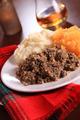 Scottish Burns Night Dinner - PhotoDune Item for Sale