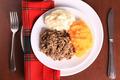 Scottish Haggis Dinner - PhotoDune Item for Sale
