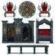 Vintage Design Furniture Of The Medieval House - GraphicRiver Item for Sale