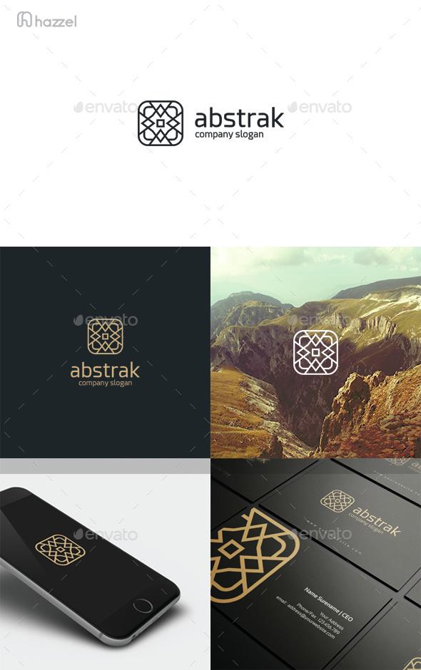 Abstrak Logo - Vector Abstract
