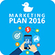 Marketing Plan 2016 - GraphicRiver Item for Sale