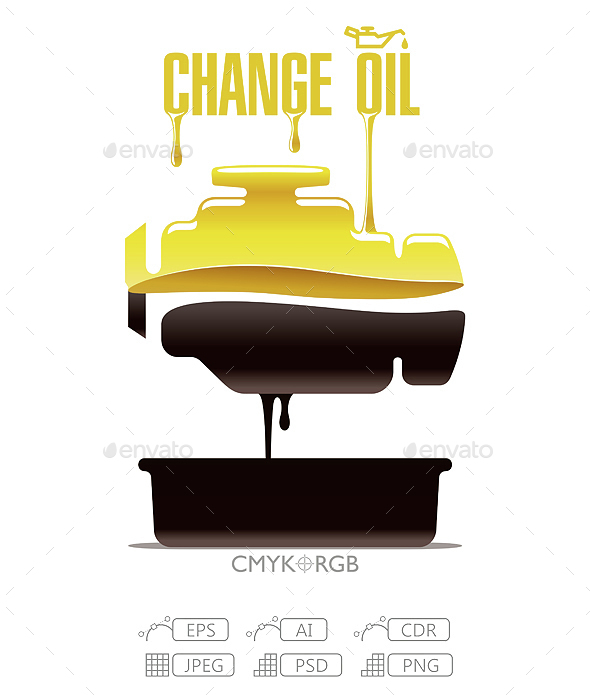 Change Engine Oil - Services Commercial / Shopping