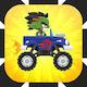 Monster Truck  2 + 3 Stunt Track