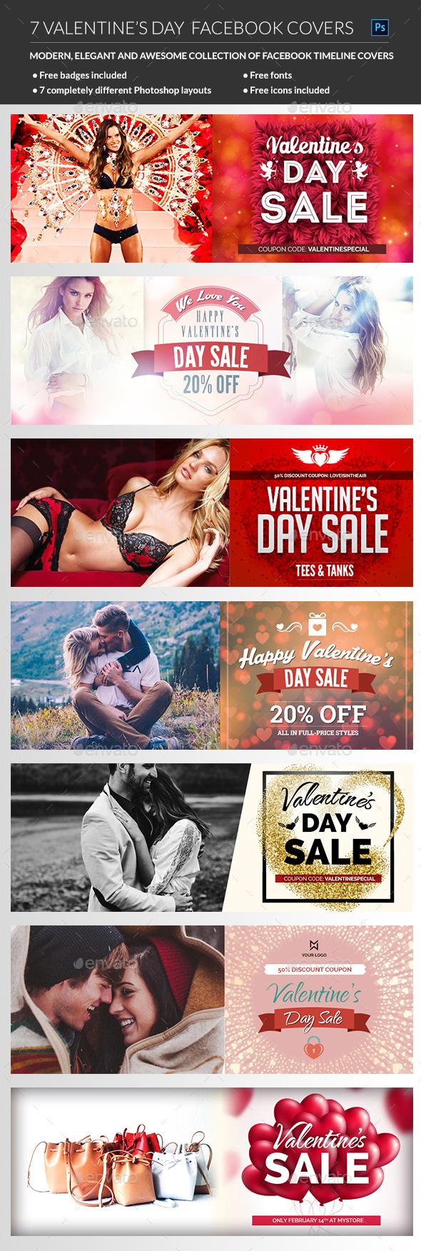 Valentines Facebook Cover - Facebook Timeline Covers Social Media