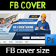 Multi Purpose Services Facebook Timeline Covers - 3 Covers