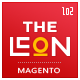 Leon | Responsive Magento Theme - ThemeForest Item for Sale