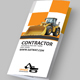 Construction Tri-fold Brochure - GraphicRiver Item for Sale