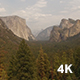 Yosemite Trees Valley - VideoHive Item for Sale