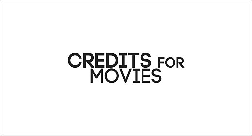 Credits for Movies