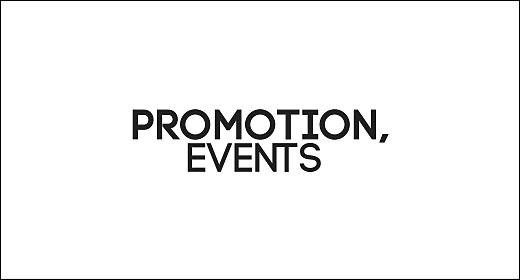 Promo, Events