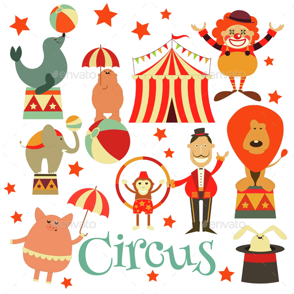 Circus - Miscellaneous Characters