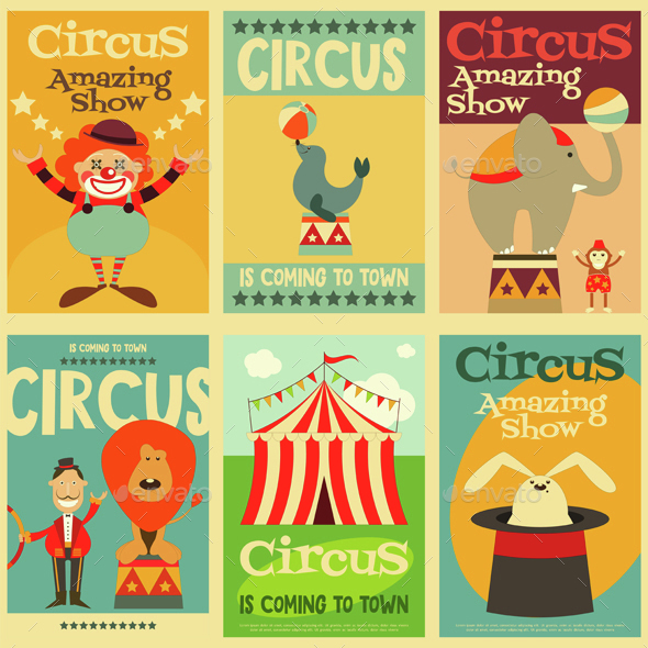 Circus - Industries Business