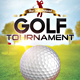 Golf Tournament Flyer - GraphicRiver Item for Sale