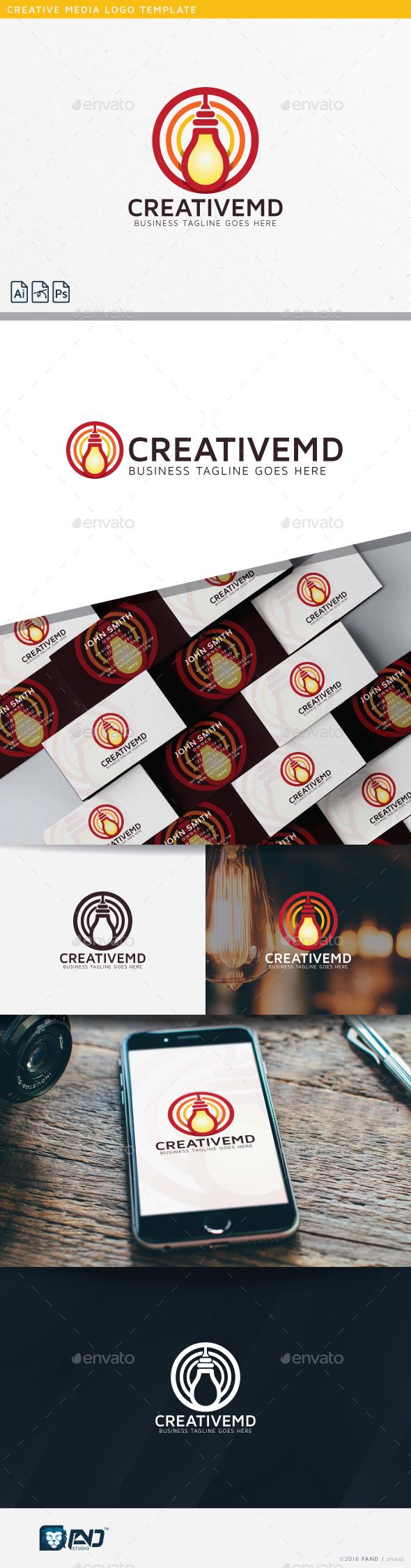 Creative Media - Symbols Logo Templates