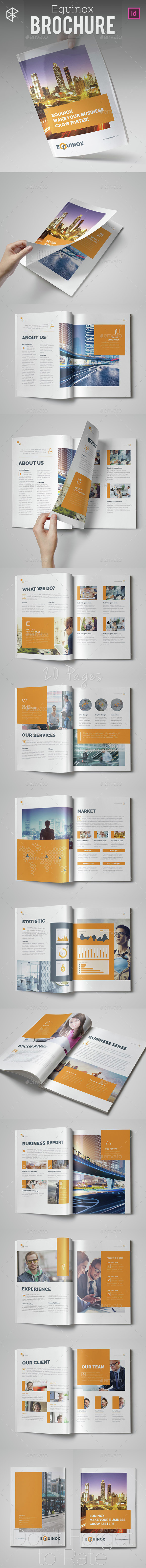 Equinox Brochure - Corporate Brochures