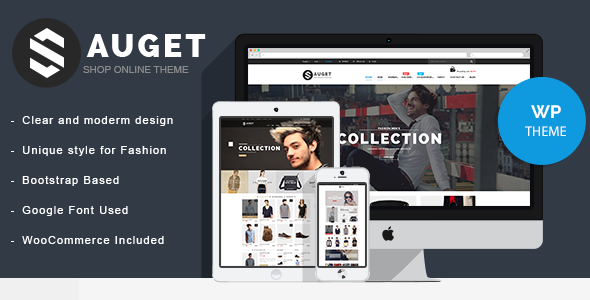 Sauget – Multipurpose WooCommerce Theme