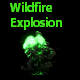 Wildfire Explosion - VideoHive Item for Sale