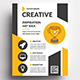 Creative Corporate Flyer V87 - GraphicRiver Item for Sale
