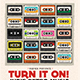 The Radio Tape Flyer - GraphicRiver Item for Sale