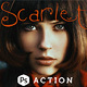 Scarlet Fantasy Photoshop Action - GraphicRiver Item for Sale